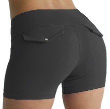 Bia Brazil Rear Pocket Short