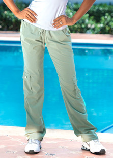 BlueFish Grey Lucky Cargo Pant