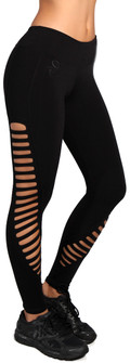 Equilibrium Black Enticement Legging