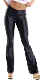 Vestem Black Disco Party Pant