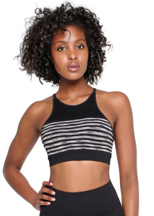 Climawear Black High Spirit Bra On Sale