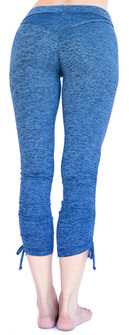 Mia Brazilia Ocean Blue Cinch Highlight Legging