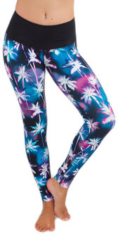 J.Nessa Holly Palm Print Legging