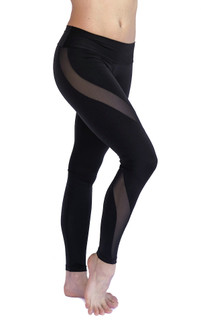 7001-BlackMeshLegging