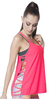Bia Brazil Cross Breeze Tank Top