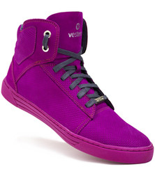 Grape Hi-Top Sneaker