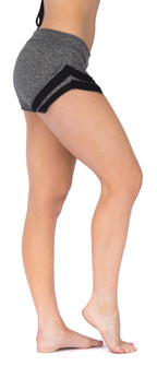 Mia Brazilia Grey B-Ball Short