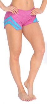 Mia Brazilia Pink B-Ball Short