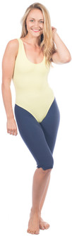 Closeout Colors Cotton Tank Leotard