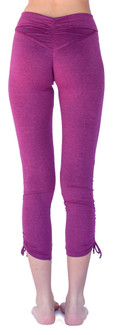 Mia Brazilia Magenta Cinch Highlight Legging