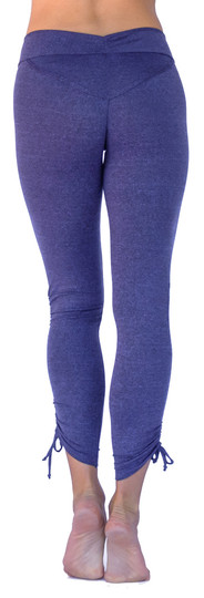 Mia Brazilia Purple Cinch Highlight Legging