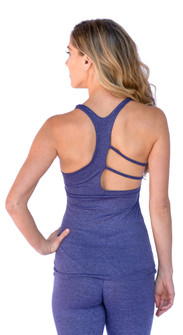 Mia Brazilia Purple Maria Top