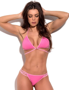 SUPERHOT Pink Feeling Good Underwear Set