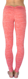 Mia Brazilia Orange Basic Legging
