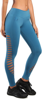 Equilibrium Blue Enticement Legging