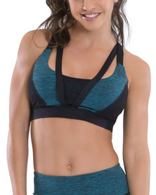 TLF Jade Heather Devant Bra Top