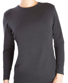 One Step Ahead Supplex Long Sleeve Crew