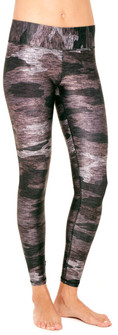 Terez Rosy Camo Tall Band Leggings