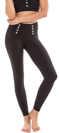 Strut-This Black Madison Legging