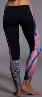 Onzie Color Block Print Legging