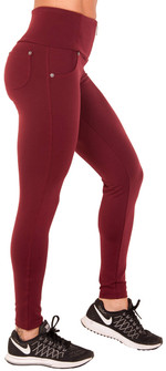 Bia Brazil Pocket Zipper High Rise Legging