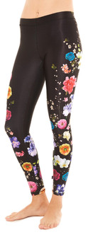 Fresh Florals Leggings By Terez