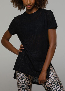 Black Hot Yoga Dress By Onzie Yoga