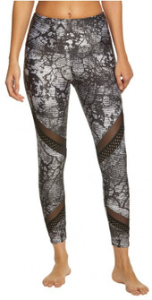 Charcoal Universal Print Legging By Onzie