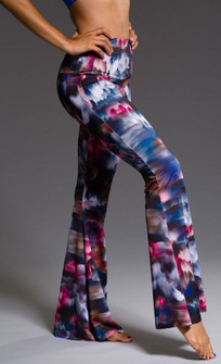 Onzie Flower Bell Bottom Pant
