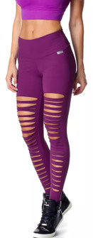 Vestem Grape Summer Slash Legging