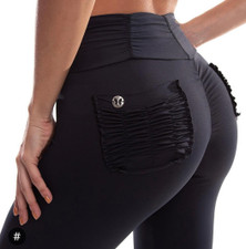 Vestem Black Booty Pocket Legging