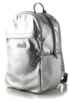 Vestem Silver Workout Backpack