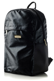 Vestem Black Workout Backpack