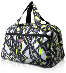 Vestem Geometric All Day Gym Bag