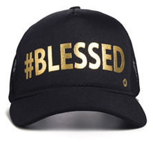 Vestem #Blessed Black Hat