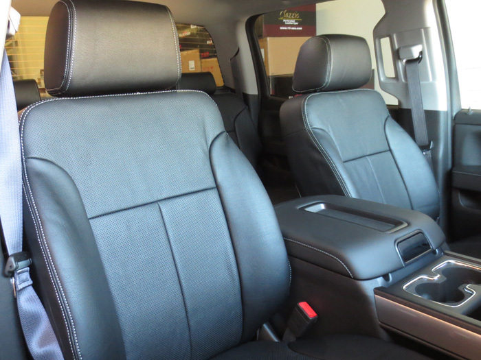 GMC Silverado Seat Covers