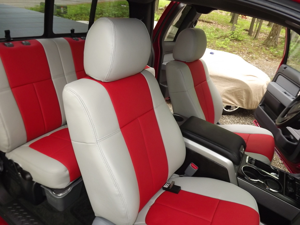 Ford F-150 Seat Covers