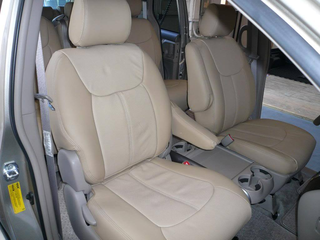 Honda Seat Covers