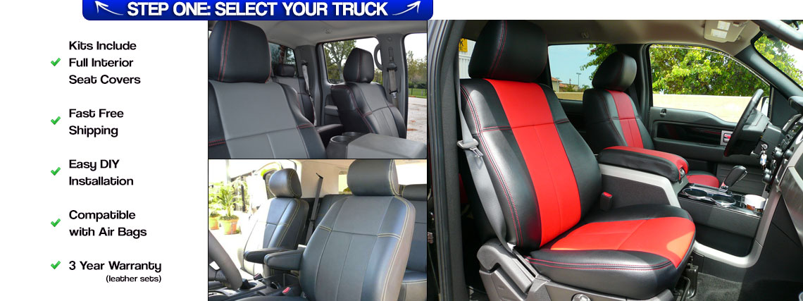 Clazzio Seat Covers Leather Truck Seat Covers Since 2009 1 Source