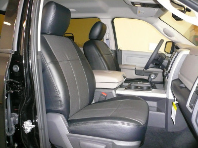 Seat covers for 2011-2012 Dodge Ram
