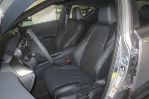 Toyota CH-R Front Seat Covers