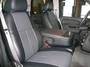 07-10 Tahoe Front Seat Covers