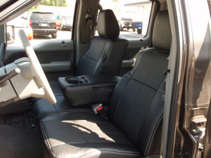 2005-2008 Ford F150 Seat Covers - Front Row