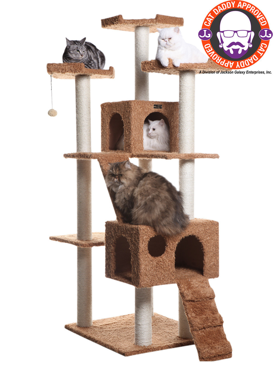 Classic Cat Tree A7407 Armarkat Online Store