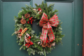 Sold Out!! Rocks Traditional Wreath