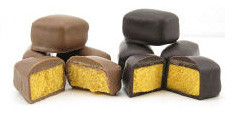 Sponge Candy Dipped