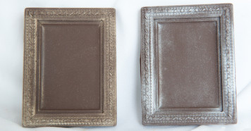 """Jennifer"" Chocolate Frame"