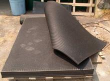 Rubber stall mat