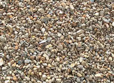 Natural Stone -- cubic yard