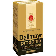 Dallmayr Decaffeinated Ground Coffee 17.6 oz
